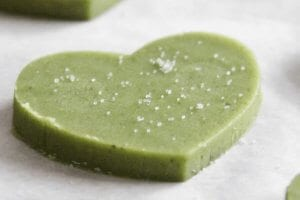 How To Make Japanese Matcha Shortbread Biscuits