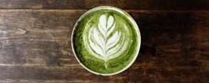 Matcha Latte photo
