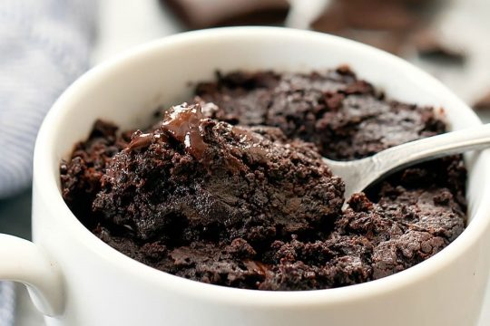 Keto-matcha-mug-cake