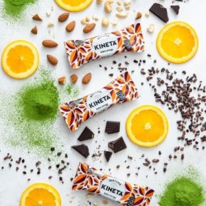 Kineta Orange Cacao Protein Energy Bar