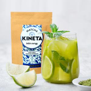 Minty Matcha Tea
