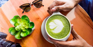 what is a matcha latte