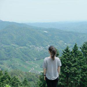 Tea-Sommelier-overlooking-mountain