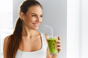 matcha and collagen